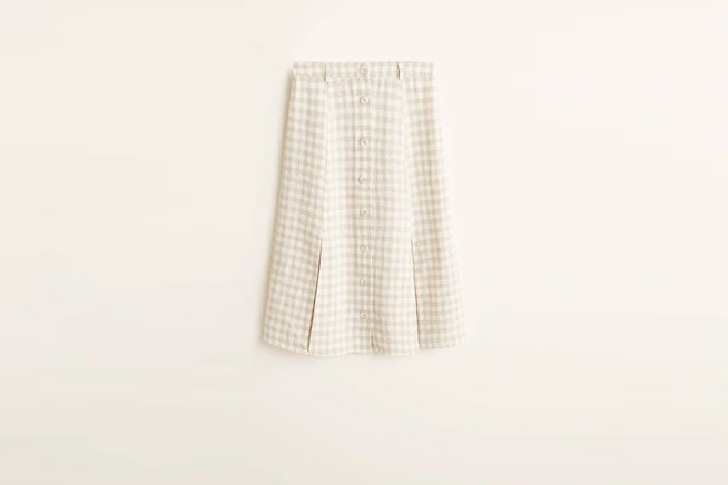 falda mango el estilo de anna ponsa lópez