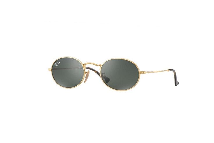 gafas de sol ray ban doradas soloptical