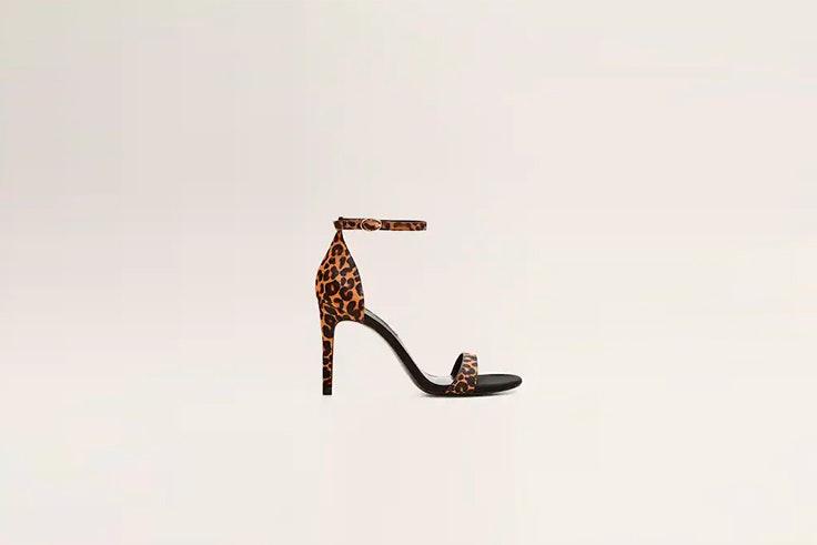 sandalia leopardo mango el estilo de anne laure mais