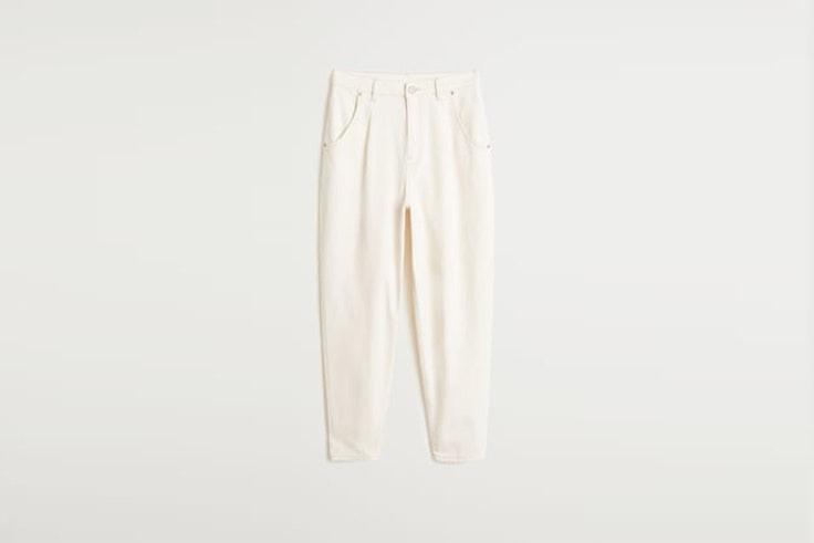 jeans slouchy mango carlota weber