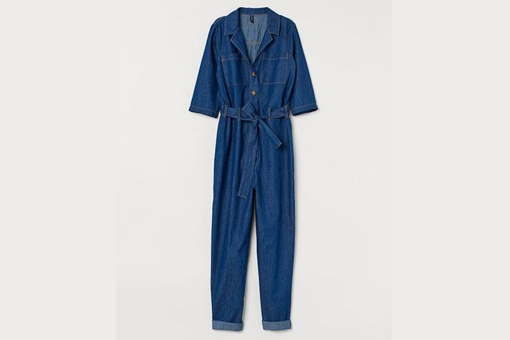 mono vaquero boiler suit hm