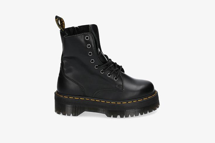 botas militares dr martens negras pablo ochoa shoes Paula Baset