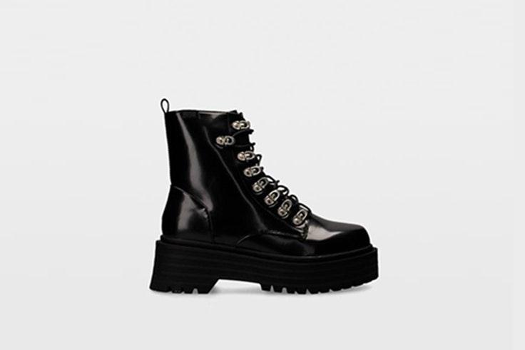 botas militares ulanka calzado de otoño
