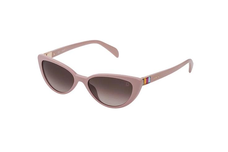 gafas de sol rosa claro tous