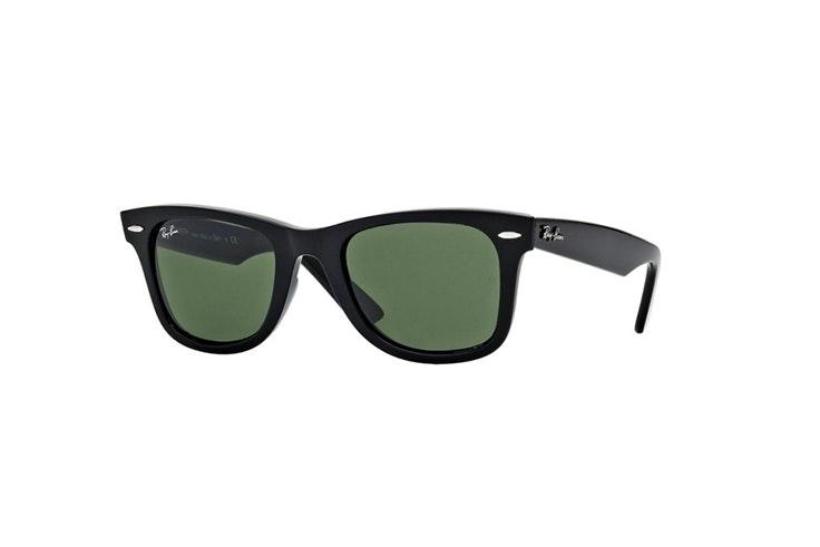 gafas de sol negras pasta clasica ray ban soloptical