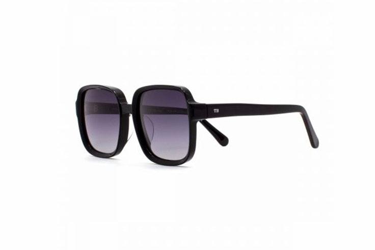 gafas de sol negras soloptical