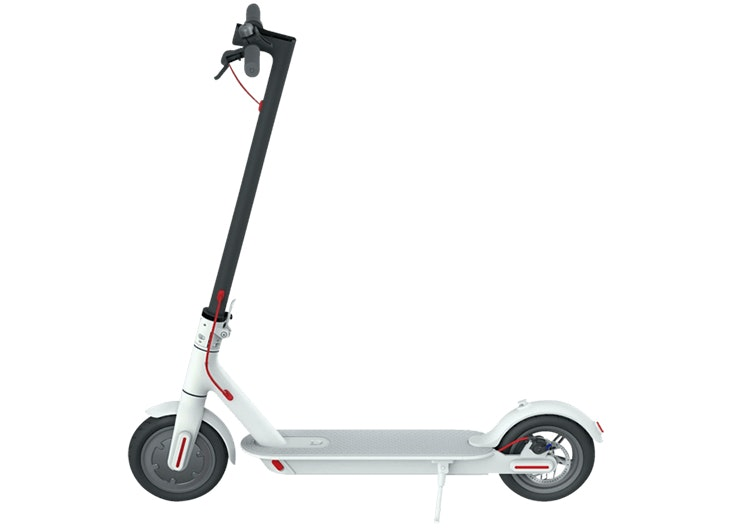 Xiaomi Mi Electric Scooter M365 (349€).