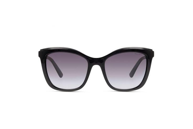gafas de sol negras silueta cuadrada +Visión Matilda Djerf