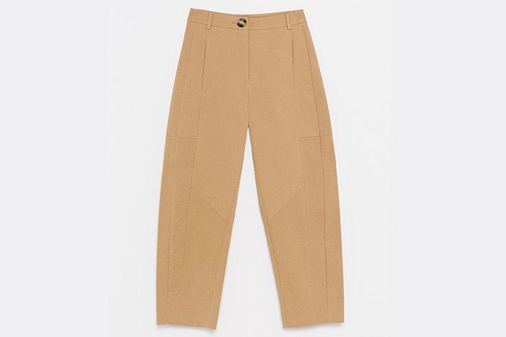 Pantalón beige de Sfera