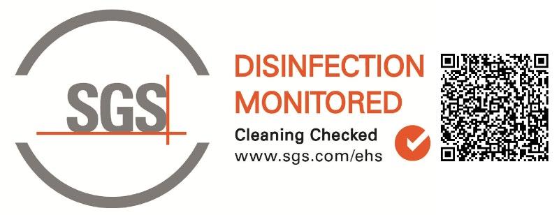GranCasa es un entorno seguro e higienizado