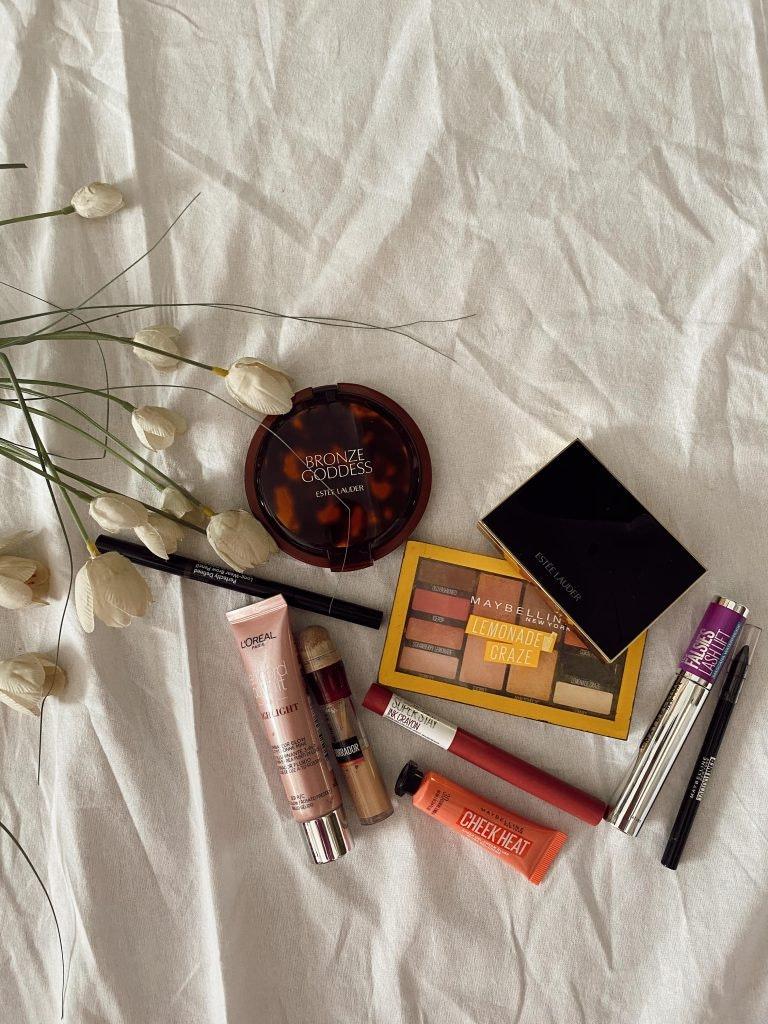 productos para hacer un natural makeup