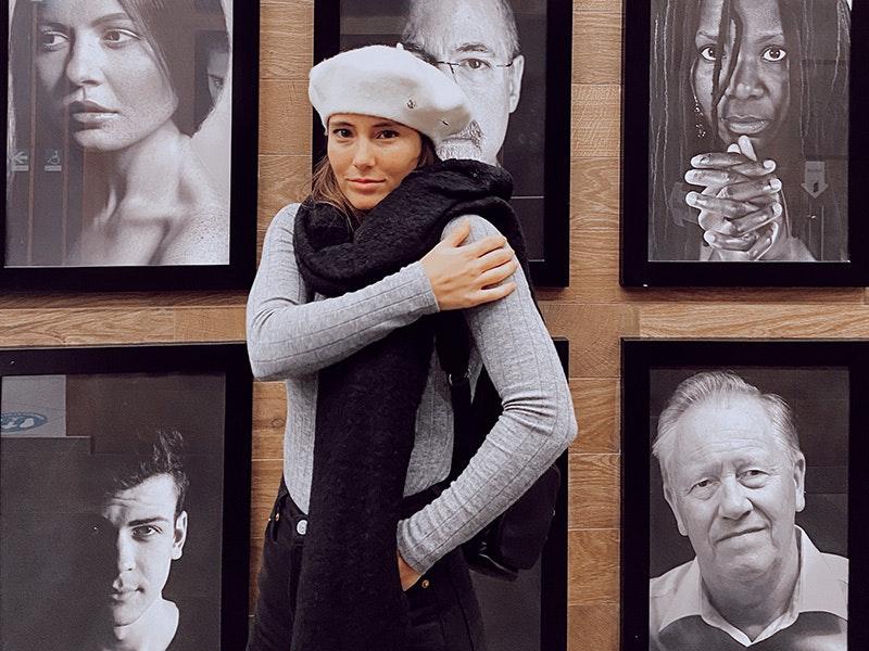 Los complementos de invierno favoritos de Paula Pérez