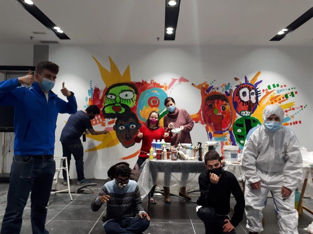 """Exposición """"Cosas de mi cabeza"""" en el centro comercial GranCasa"""