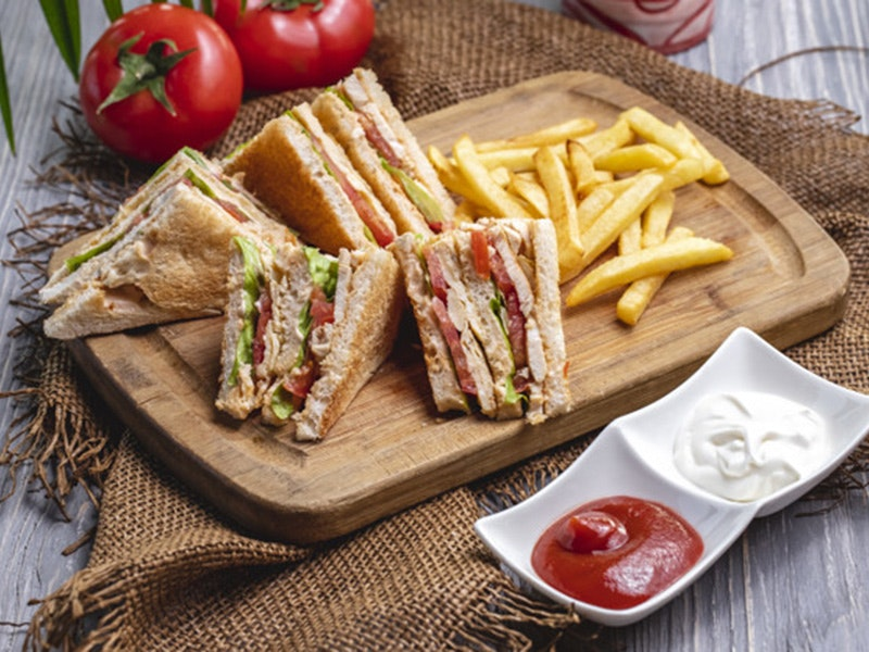 sandwiches mas deliciosos: sandwich club