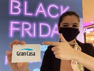 Black Friday en GranCasa