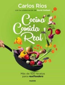 Ideas para regalar libros en Navidad: La ciudad de vapor: Cocina comida real