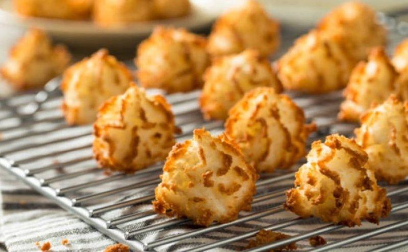 Recetas de Navidad para niños: bolitas de coco