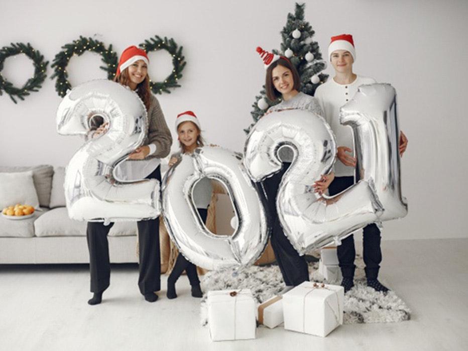 Ideas para celebrar la Nochevieja en familia 2020