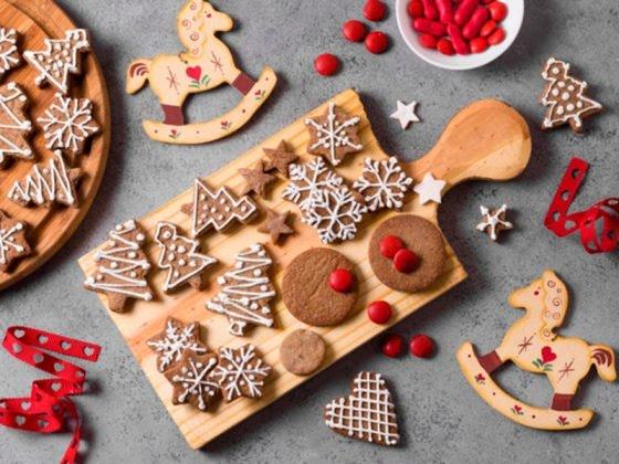 Recetas creativas de Navidad