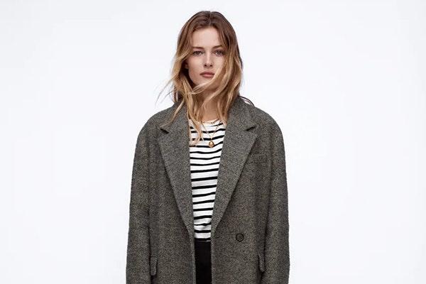 Los abrigos de Zara que están de moda