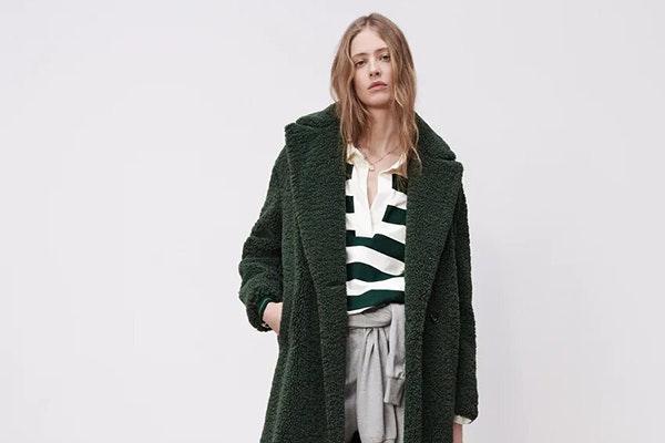 Los abrigos de Zara que están de moda: abrigos de corte clásico