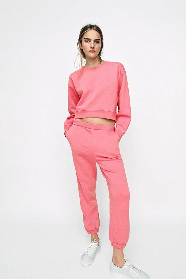 Tendencias de moda 2021: rosa