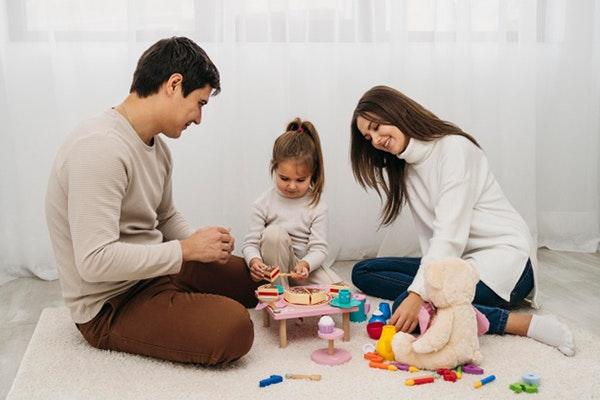 Cumple tus propósitos para el 2021 en GranCasa: pasar más tiempo con tus hijos