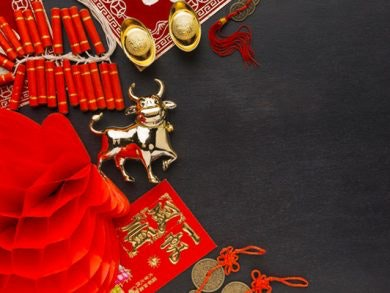 Año nuevo chino y Feng Shui
