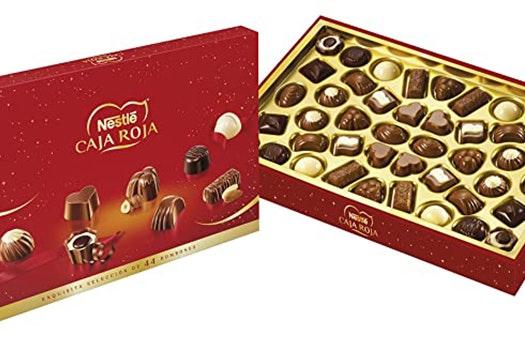 Ideas de regalos para San Valentín: bombones