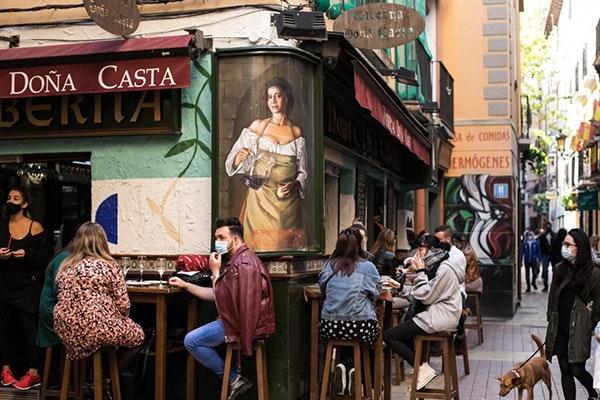 Planes románticos en Zaragoza: vermouth torero
