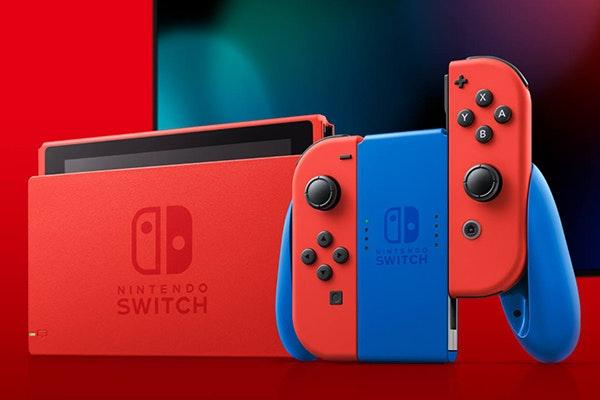 Descubre las últimas novedades en GranCasa: Nintendo Switch edición Mario en Game