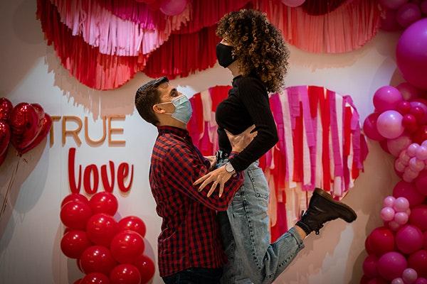 Celebra San Valentín en GranCasa