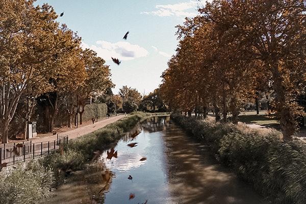 Parques de Zaragoza: Parque Pignatelli y Canal Imperial