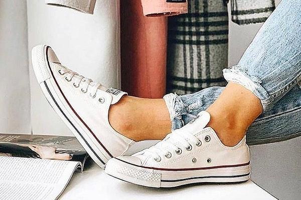 Como combinar unas Converse con estilo
