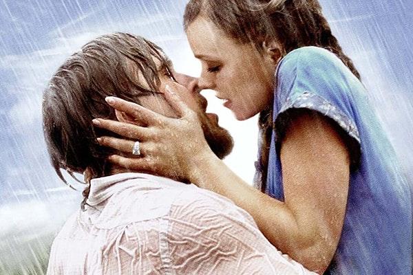 Películas románticas que ver en primavera: El diario de Noa