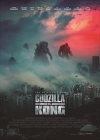 Cartelera en los cines de GranCasa: Godzilla vs Kong