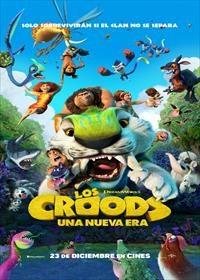 Cartelera en los cines de GranCasa: Los Croods