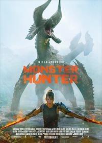 Cartelera en los cines de GranCasa: Munster Hunter