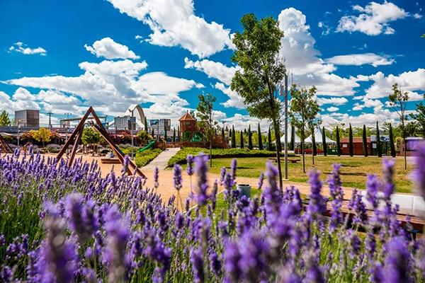 Parques de Zaragoza: Parque del agua Luis Buñuel
