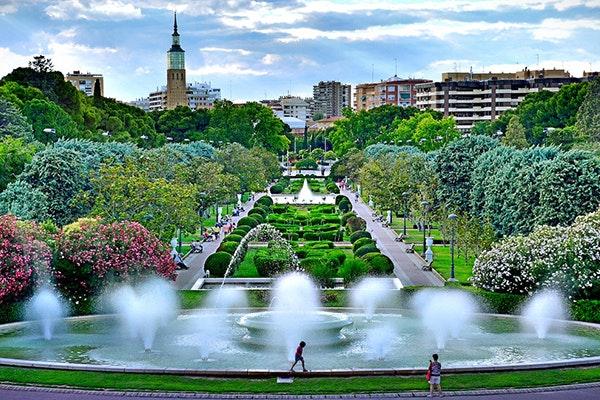 Parques de Zaragoza: Parque Grande