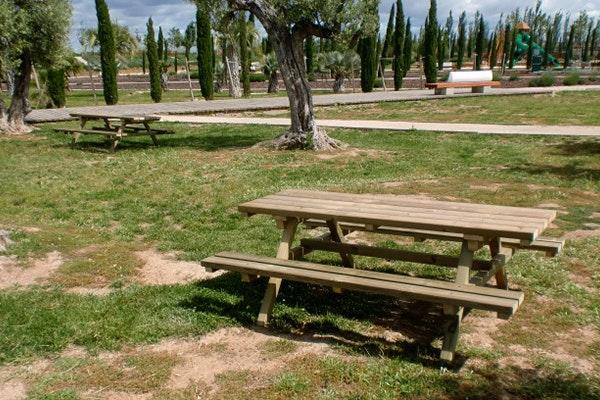 Cosas que hacemos en primavera: hacer un picnic al aire libre