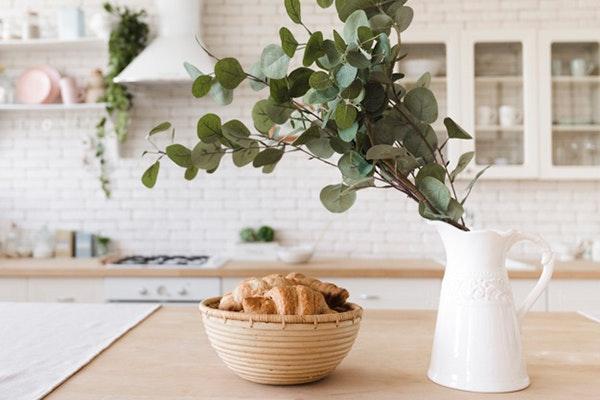 Esta primavera, anímate a decorar tu casa con plantas en la cocina
