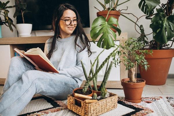 Esta primavera, anímate a decorar tu casa con plantas