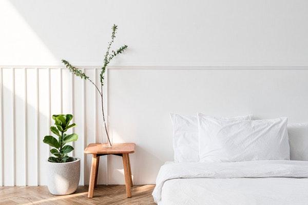 Esta primavera, anímate a decorar tu casa con plantas en el dormitorio