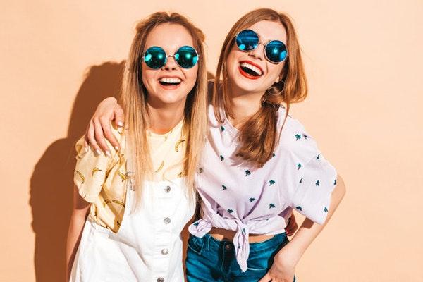 Cosas que hacemos en primavera: vestir ropa de verano