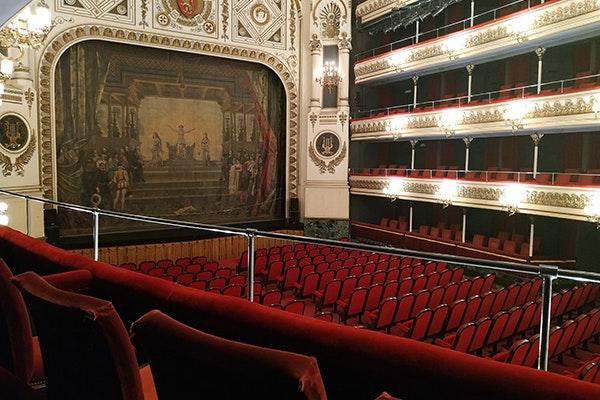 Día Mundial del teatro: Teatro Principal de Zaragoza