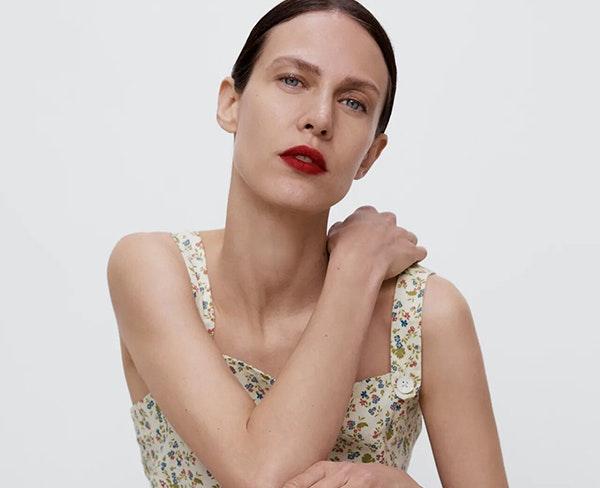 Las tendencias de esta primavera-verano en vestidos: vestidos con estampado floral