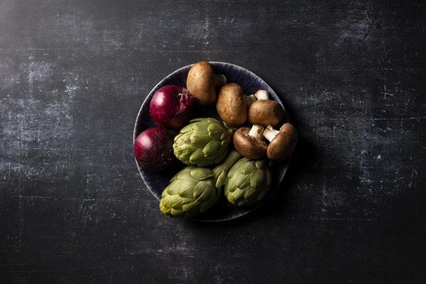Recetas con alcachofas: ensalada de alcachofas