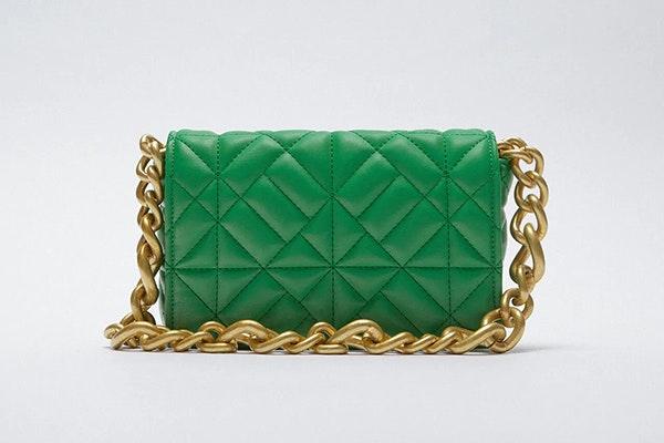 Se lleva el verde: bolso