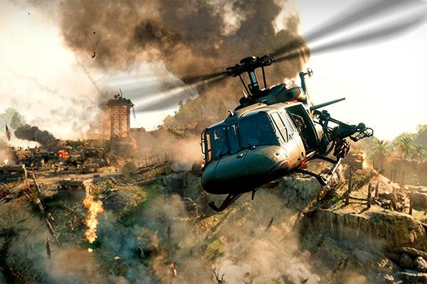 Game GranCasa: Call of Duty